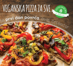 Veganska pizza