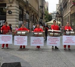 aktivisti u Beogradu