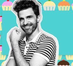 Igor Barberić priprema cupcakes na ZeGeVegeu
