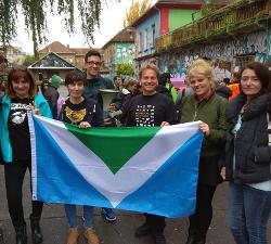 Marš u Ljubljani