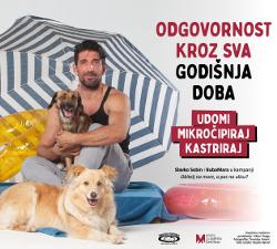 Obitelj na more, a pas na ulicu?!